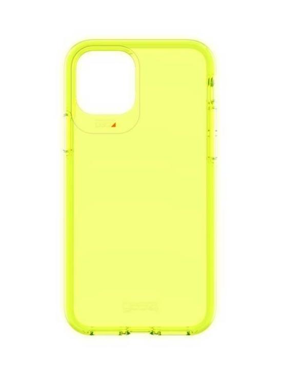 GEAR4 - Crystal Palace iPhone 11 Pro -suojakuori (Neon Yellow) - KELTAINEN | Stockmann - photo 2
