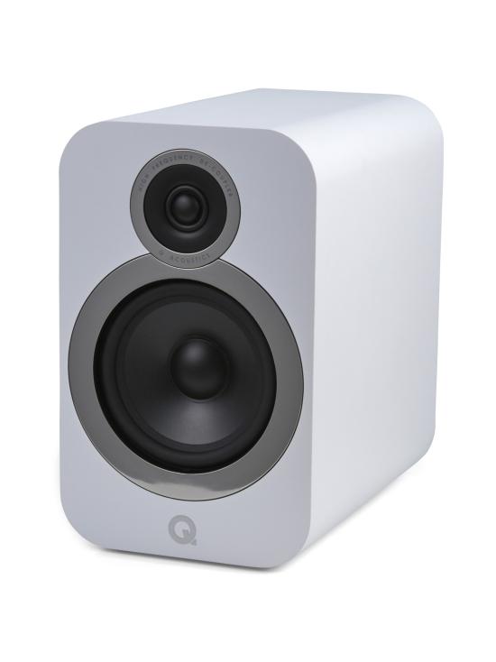 Q Acoustics - Q Acoustics Q3030i hyllykaiutin, valkoinen | Stockmann - photo 3