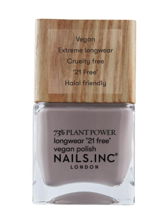 NAILS INC - PLANT POWER 21 Free Vegan Nail Polish -kasvipohjainen kynsilakka 14ml - WHAT'S YOUR SPIRITUALITY   Stockmann - photo 1