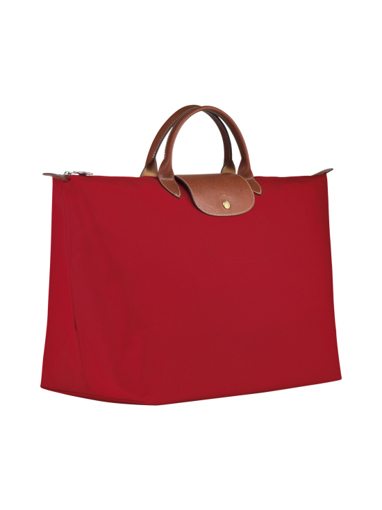 Longchamp - Le Pliage Travel Bag L -Laukku - RED | Stockmann - photo 2