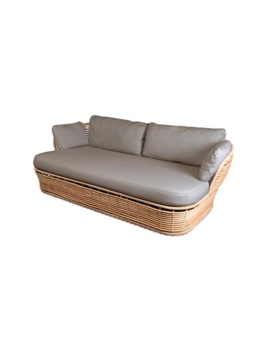Cane-Line - Basket - kahden istuttava sohva - BEIGE   Stockmann - photo 3