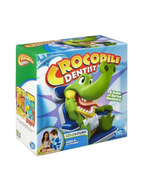 Hasbro - HASBRO Krokotiili hammaslääkärissä -peli | Stockmann - photo 1