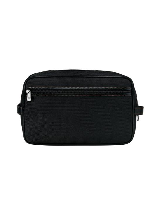 Longchamp - Boxford - Toiletry Case - Toilettilaukku - BLACK | Stockmann - photo 3