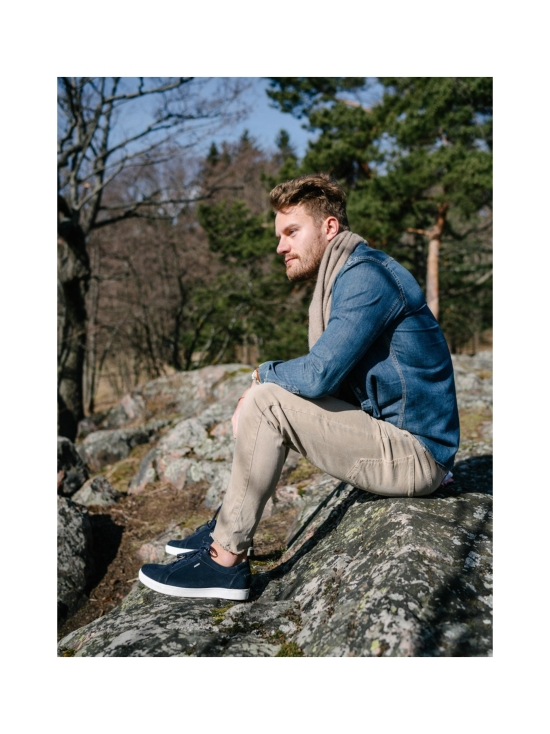 Pomar - AHO Miesten GORE-TEX® mokkanahka tennarit - OCEAN SUEDE | Stockmann - photo 5