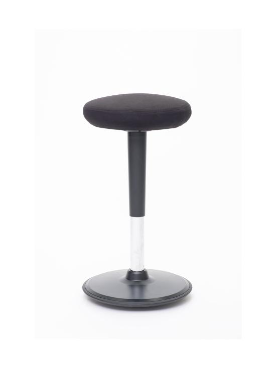 Stoo® Active Ergonomics - Stoo® Round aktiivituoli - Korkea 57 - 86 cm, musta/musta   Stockmann - photo 1