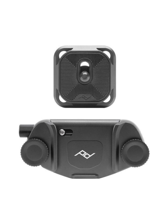 Peak Design - Peak Design Capture Clip v3 + pikalevy - Musta - null | Stockmann - photo 1