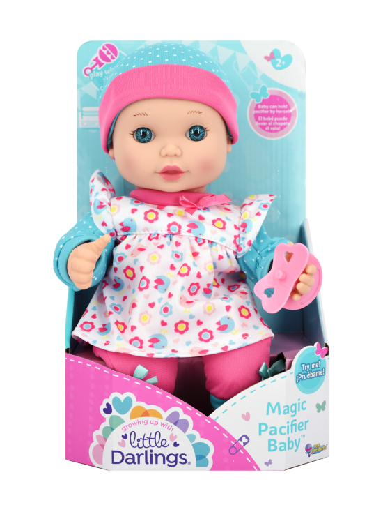 New Adventures - NEW ADVENTURES Vauvanukke ja tutti, 31 cm - null   Stockmann - photo 2