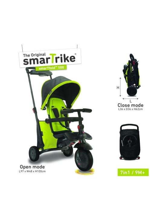 SMARTRIKE - SMARTRIKE Smartfold 500 vihreä - null   Stockmann - photo 4