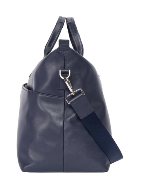 Golla - Alfa nahka weekender -laukku - NAVY (TUMMANSININEN) | Stockmann - photo 3