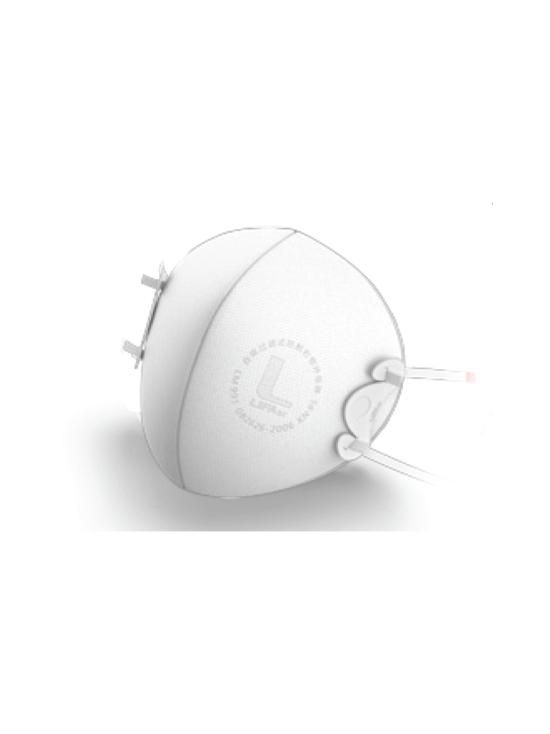 No Brand - Lifa air maski FFP2 10 kpl /pkt - VALKOINEN | Stockmann - photo 1
