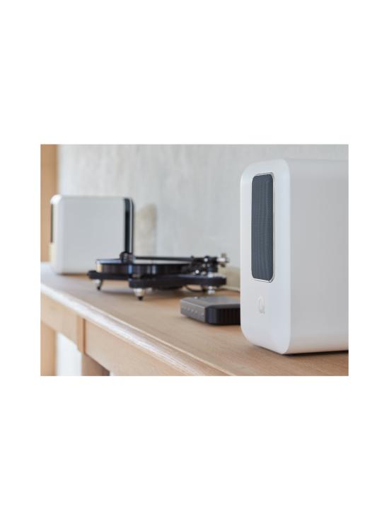 Q Acoustics - Q Acoustics Q Active 200 aktiivikaiutinpari, valkoinen | Stockmann - photo 8