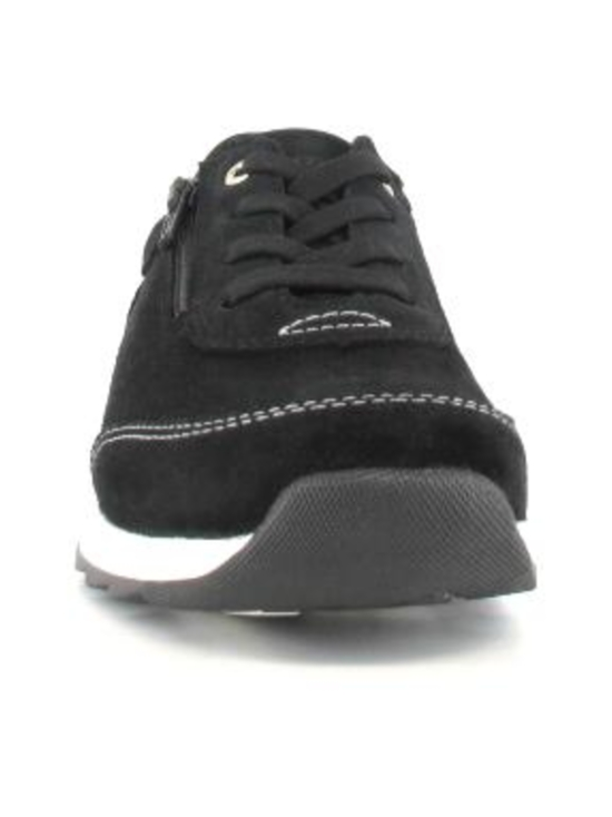 Pomar - MARJA Naisten Tennarit - BLACK SUEDE (WHT S) | Stockmann - photo 10