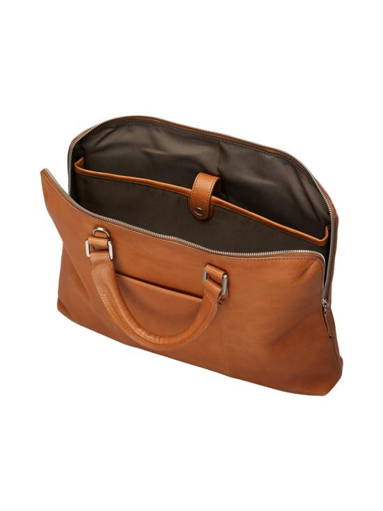 MMV Bags - Luton Briefcase -nahkasalkku - COGNAC (KONJAKINRUSKEA) | Stockmann - photo 6