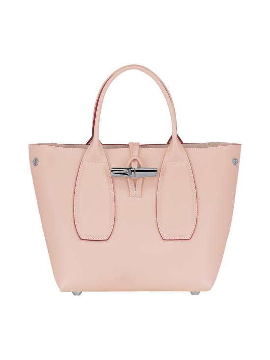 Longchamp - Roseau Box - Cube Bag - Nahkalaukku - POWDER | Stockmann - photo 2