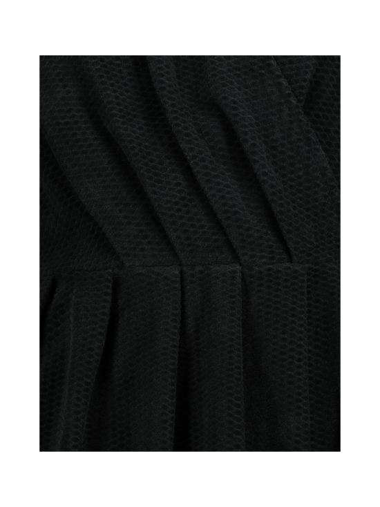 YO ZEN - Wrap -mekko, musta velour - MUSTA | Stockmann - photo 8