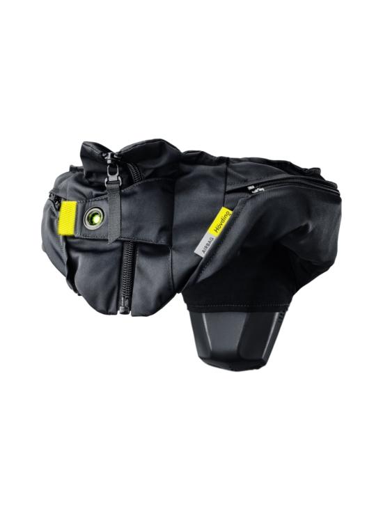 Hövding - Hövding 3 Airbag-pyöräilykypärä Unisize - MUSTA | Stockmann - photo 1