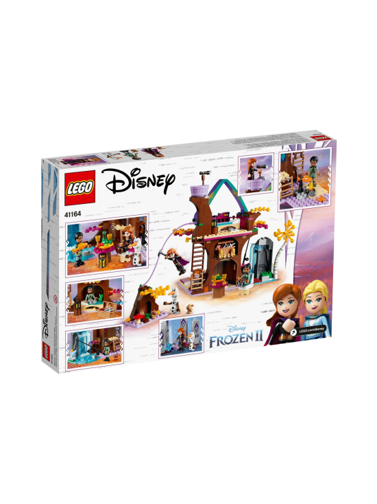 Lego Disney Princess - LEGO FROZEN Lumottu puumaja 41164 - null   Stockmann - photo 3