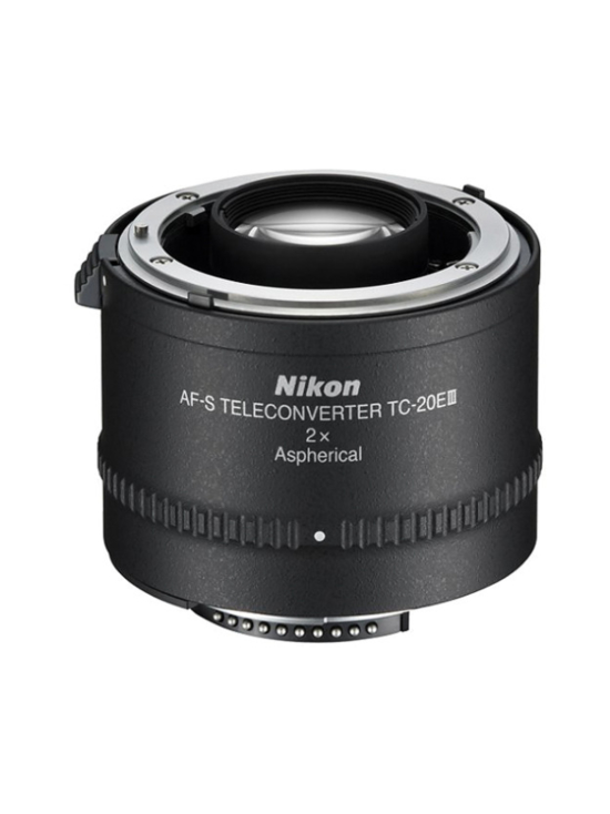 Nikon - Nikon AF-S Teleconverter TC-20E III 2x Telejatke | Stockmann - photo 1