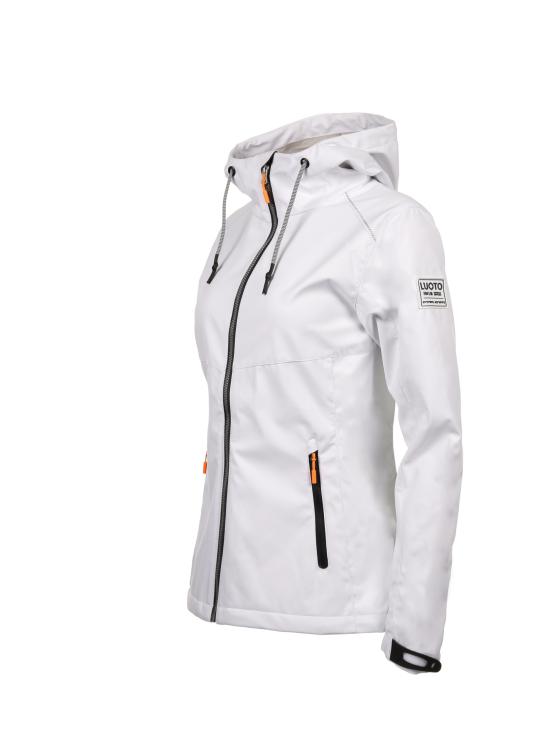 Luoto - LAINE Naisten softshell takki - WHITE | Stockmann - photo 2