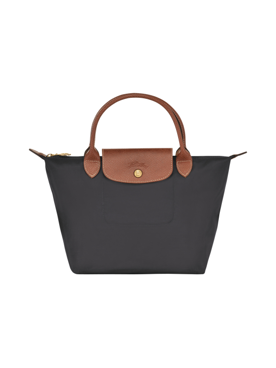 Longchamp - Le Pliage Top Handle S -Laukku - GUN METAL | Stockmann - photo 1