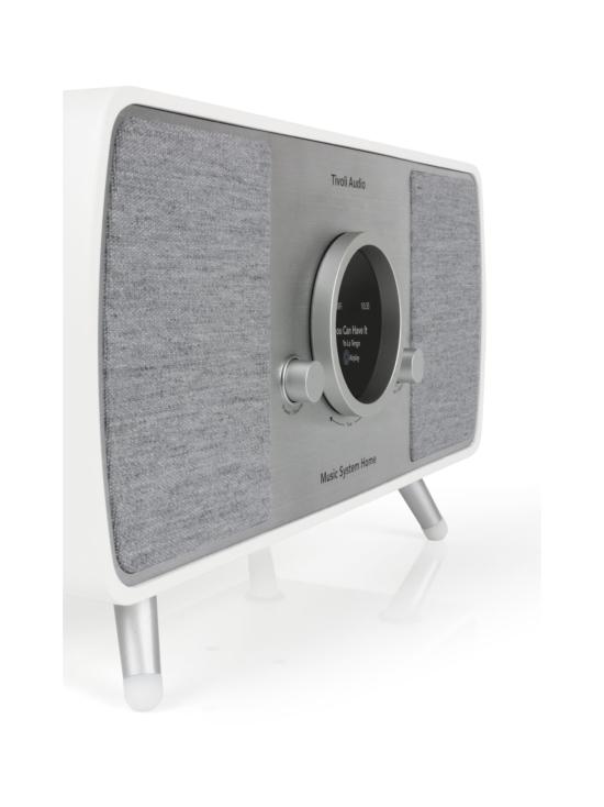 Tivoli - Tivoli Audio Music System Home GEN.2 white/grey - null   Stockmann - photo 4