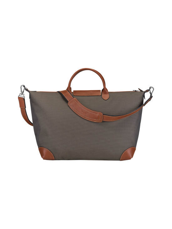 Longchamp - Boxford Travel bag L - Matkakassi - BROWN | Stockmann - photo 3