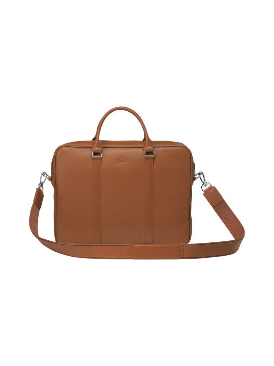 Longchamp - Le Foulonné - Briefcase XS - Salkku - CARAMEL | Stockmann - photo 2
