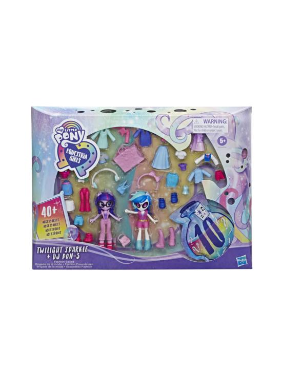 My Little Pony Eg Dolls - HASBRO MY LITTLE PONY EG DOLLS Muotinuket Parhaat ystävät -muotinukkesetti, valikoima - null   Stockmann - photo 1