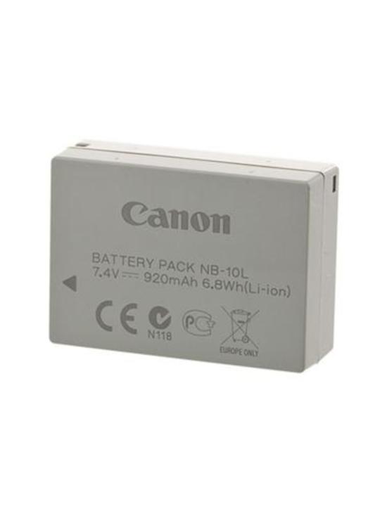 Canon - Canon NB-10L Li-ion alkuperäisakku | Stockmann - photo 1