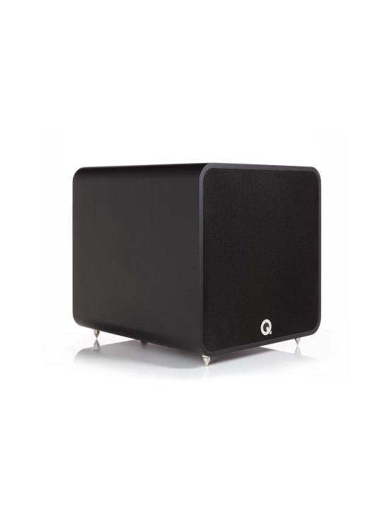 Q Acoustics - Q Acoustics Q B12 aktiivisubwoofer, musta   Stockmann - photo 1