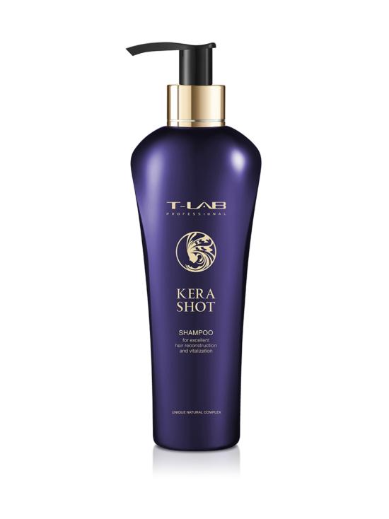 T-LAB Professional - Kera Shot Shampoo -shampoo käsitellyille hiuksille 250ml   Stockmann - photo 1