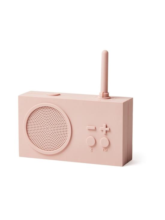 Lexon - TYKHO3 FM-RADIO JA LANGATON KAIUTIN - Lexonin kynä kaupan päälle! - PINKKI   Stockmann - photo 1