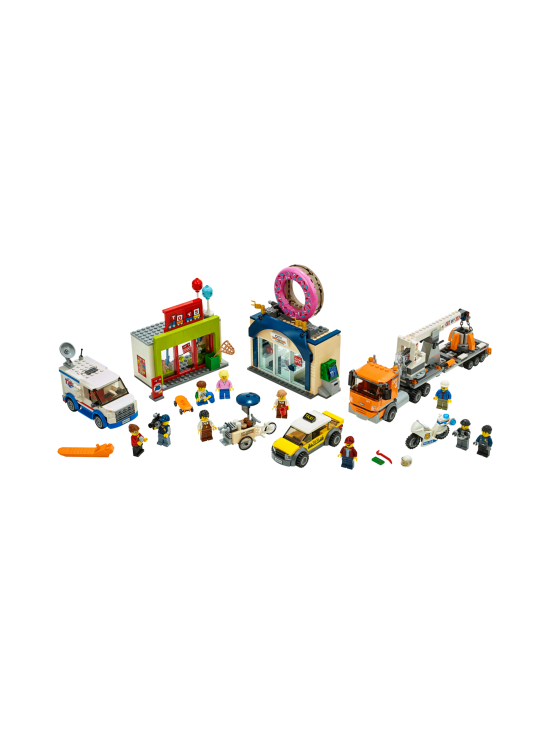 Lego City - LEGO CITY Donitsikaupan avajaiset 60233 - null | Stockmann - photo 2