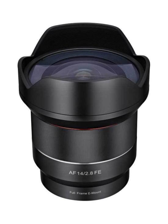 Samyang - Samyang AF 14mm f/2.8 (Canon EF) + Cashback - null | Stockmann - photo 1