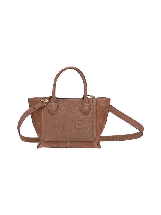 Longchamp - MAILBOX SOFT - TOP HANDLE BAG S - NAHKALAUKKU - COGNAC | Stockmann - photo 3