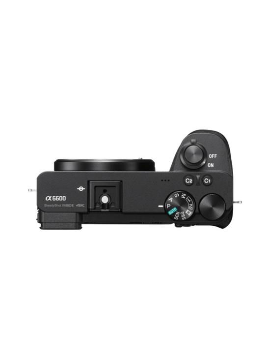 Sony - Sony a6600 -runko + 150e Cashback - null | Stockmann - photo 2