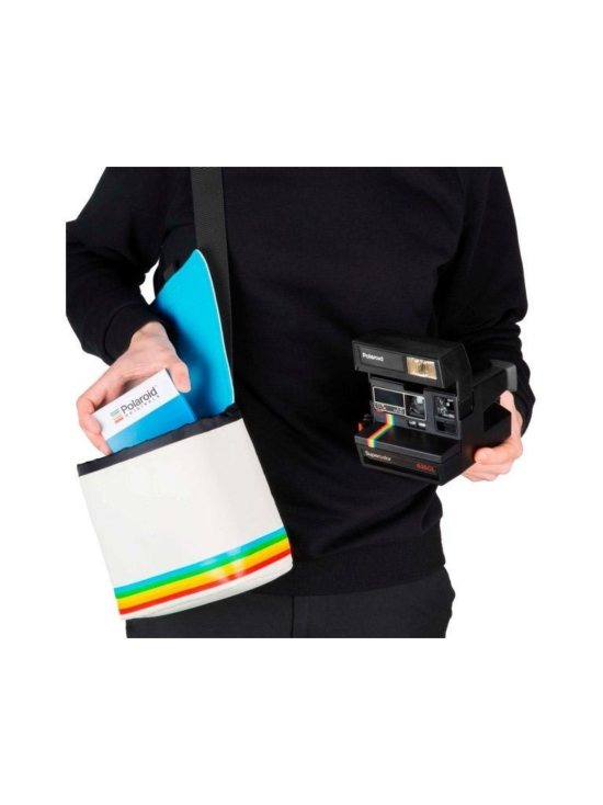 Polaroid Originals - Polaroid Originals Box Camera Bag - Valkoinen   Stockmann - photo 4