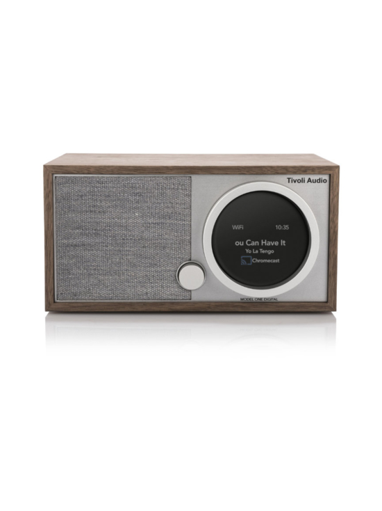Tivoli - Tivoli Audio Model One Digital GEN.2 Walnut/Grey - null | Stockmann - photo 3