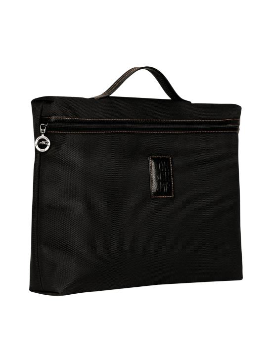 Longchamp - BOXFORD - DOCUMENT HOLDER S - SALKKU - BLACK | Stockmann - photo 2