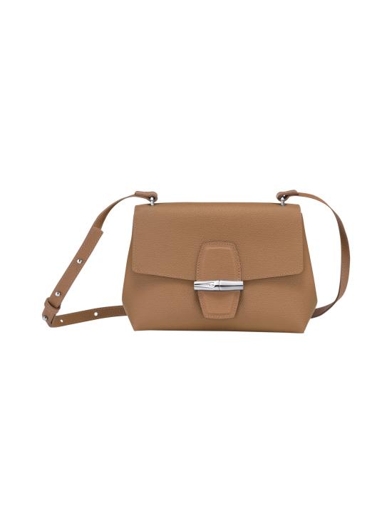 Longchamp - Roseau - Crossbody bag S - Nahkalaukku - NATURAL | Stockmann - photo 1