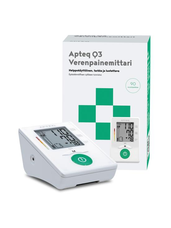 Apteq - Apteq Verenpainemittari Q3 - null | Stockmann - photo 1