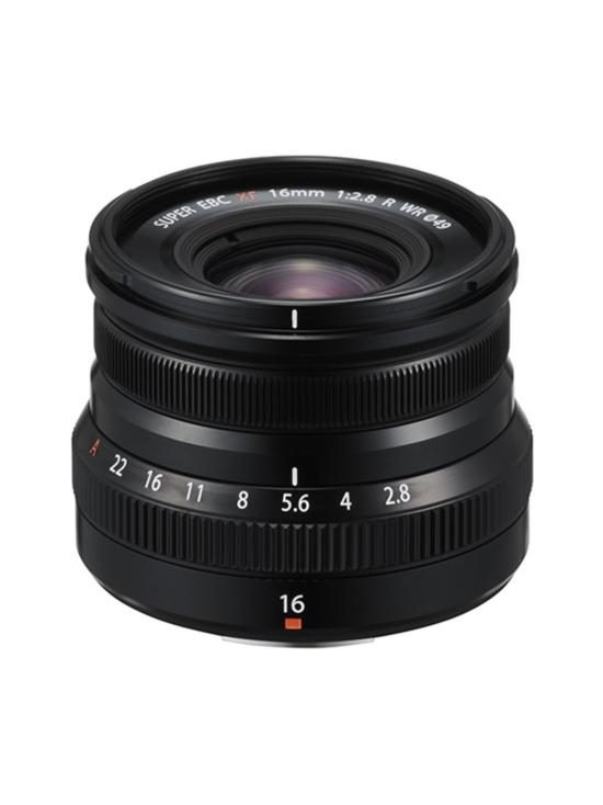 Fujifilm - FujiFilm XF 16mm f/2.8 R WR -objektiivi - Musta - 50e Cashback - null | Stockmann - photo 2
