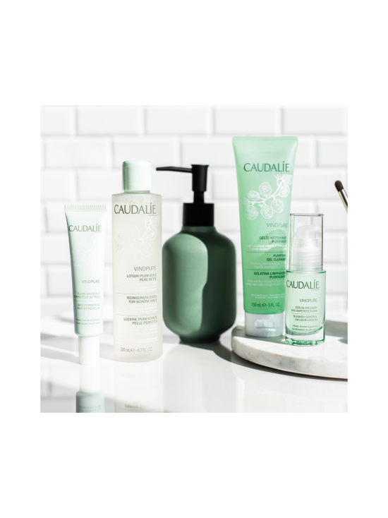 Caudalíe - Vinopure Skin Perfecting Matifying Fluid -hoitovoide 40ml | Stockmann - photo 2