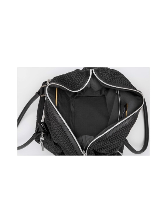 BELIEVE by tuula rossi - SMART BAG Black Stretch Tikkikangas Käsilaukku - BLACK, MUSTA | Stockmann - photo 2
