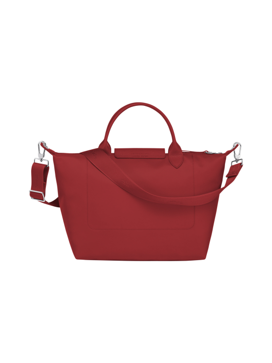Longchamp - Le Pliage Néo Top handle bag M -Laukku - RED | Stockmann - photo 3