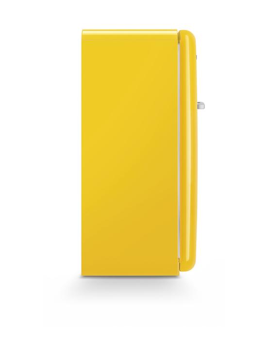 Smeg - FAB28RYW5 Jääkaappi, keltainen oikeakätinen   Stockmann - photo 2