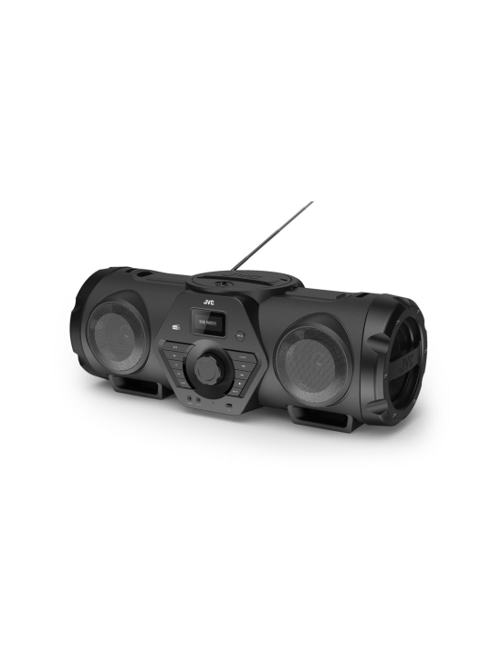 Jvc - JVC RV-NB300DAB BoomBlaster kannettava musiikkijärjestelmä   Stockmann - photo 1