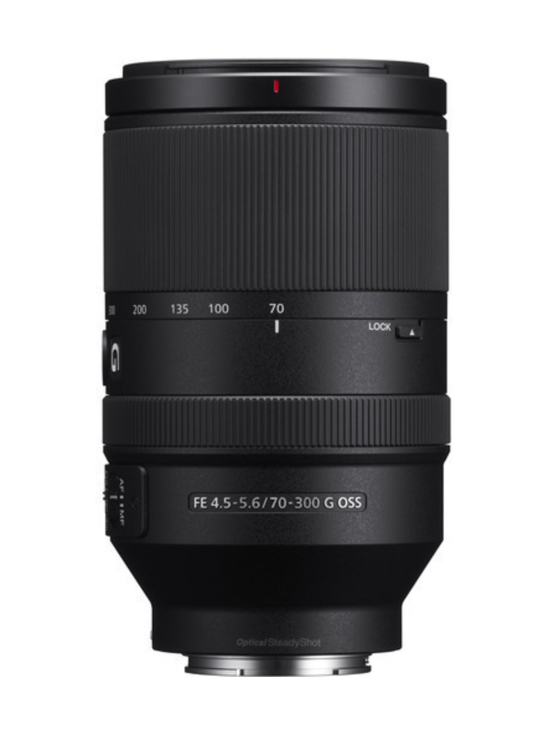 Sony - Sony FE 70-300mm f/4.5-5.6 G OSS + 100e Cashback - null | Stockmann - photo 2