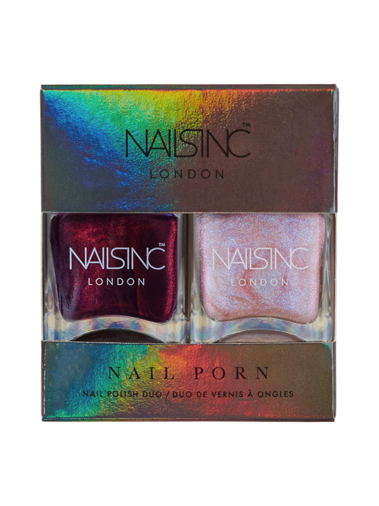 NAILS INC - Nail Porn - kynsilakkapakkaus 2x14ml - 12   Stockmann - photo 1
