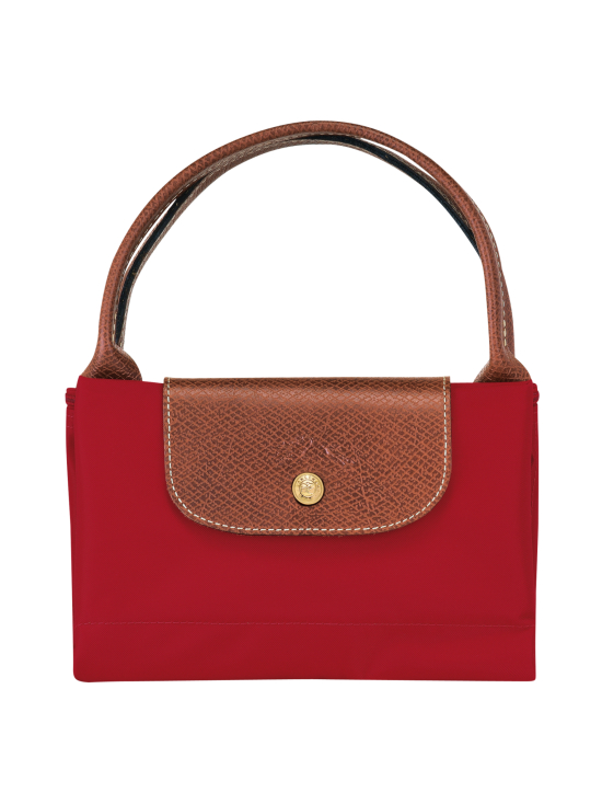 Longchamp - Le Pliage Top Handle M -Laukku - RED | Stockmann - photo 4